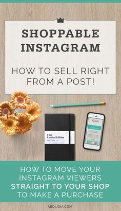 How to Use the New Shopping on Instagram Feature - Aeolidia