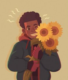 You're a sunflower 🌻 by carrot-boy