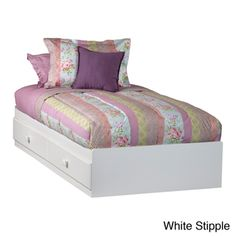 Ameriwood Kid's Mates Twin Bed with Storage
