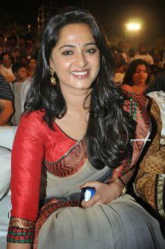 Anushka Shetty Latest Movie Pictures In Saree Blouse (21) at Anushka Shetty Latest Movie Stills in Saree #AnushkaShetty