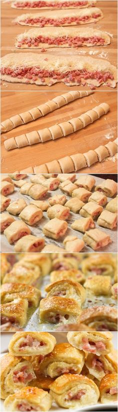 Ham and Cheese Pretzel Bites <<Modify to low carb with cheese/almond flour/coconut flour dough.>>