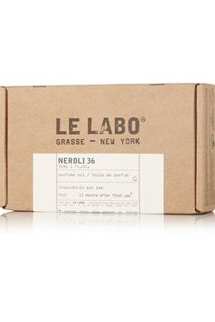 Le Labo - Neroli 36 Perfume Oil, 30ml - Colorless