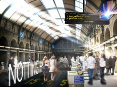 New London Underground plan from NBBJ consists of moving walkway | Building Design + Construction