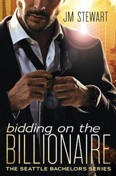 Review - Bidding on the Billionaire (Seattle Bachelors #1) by J.M. Stewart