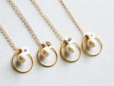 10 OFFSet of 7Personalized necklaceKarma by tyrahandmadejewelry