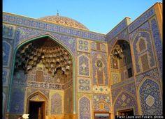 Lotf Allah Mosque - Isfahan, Iran