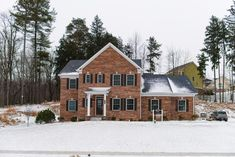 The Village At Camp Trees Is A Community Of New Homes In Mars Pa Featuring Weaver