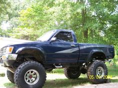 1993 Toyota Pick-up 4x4 . First Truck? Anybody Agree?
