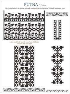 Folk Embroidery, Embroidery Patterns, Cross Stitch Patterns, Cool Patterns, Beading Patterns, Cross Stitch Cushion, Palestinian Embroidery, Simple Cross Stitch, Cross Stitching