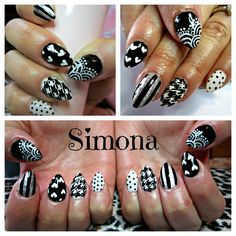 Black & white pattern ideas