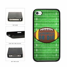 Jacksonville or Die Football Field Plastic Phone Case Back Cover Apple iPhone 4 4s comes with Security Tag and MyPhone Designs(TM) Cleaning Cloth  https://allstarsportsfan.com/product/jacksonville-or-die-football-field-plastic-phone-case-back-cover-apple-iphone-4-4s-comes-with-security-tag-and-myphone-designstm-cleaning-cloth/  This case was made exclusively for Apple iPhone 4 4s Smartphone. Case will fit snug onto your phone. High quality printing prevents image from crackin
