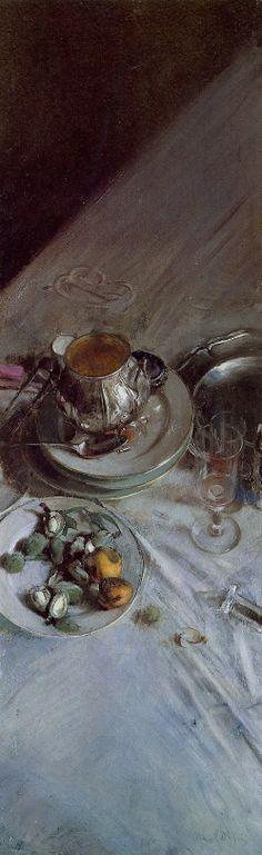 Giovanni Boldini  Corner of Painter's Table 1890