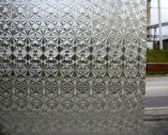 032 3ft Decorative Adhesive Free Static Cling Window Film Treatments | eBay