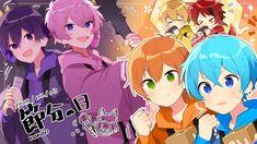 Manado, Super Hero Life, Kawaii Wallpaper, Anime Artwork, Vocaloid, Fan Art, Drawings, Strawberry Price, Idol