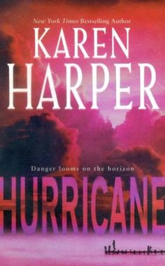 Hurricane by Karen Harper: As a hurricane bears down on the residents of southwest Florida, forcing them to evacuate, Julie Minton and Zack Brockman, a former Navy SEAL, must race against time to find their missing children. Julie and Zack have more than Mother Nature to worry about, however, as they find themselves in the path of dangerous enemies who use the storm's devastation their own evil ends.