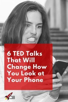 These 6 TED talks will change how you look at the addictive device sitting in your pocket. Smartphone addiction, is it a real thing? via @pattitudez
