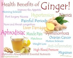 The Health Benefits of Ginger | Active Health Foundation