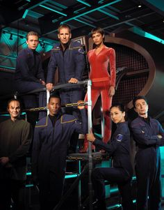 Star Trek - Enterprise; the 1st and 4th seasons of this show were my favorites. The rest were hit and miss. Too bad it was cancelled just when it started to really gain momentum.