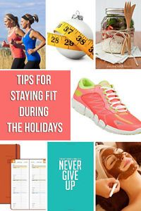 Tips for Staying Fit During the Holidays | eBay