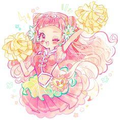Kawaii Art, Kawaii Anime Girl, Anime Chibi, Anime Art, Futari Wa Pretty Cure, Future Wallpaper, Art Icon, Pretty And Cute, Magical Girl