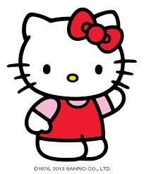 free hello kitty clip art pictures and images hello kitty rh pinterest com hello kitty christmas clip art free hello kitty christmas clip art free