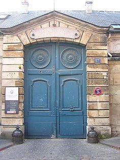 57 rue Cuvier, Paris   ..rh