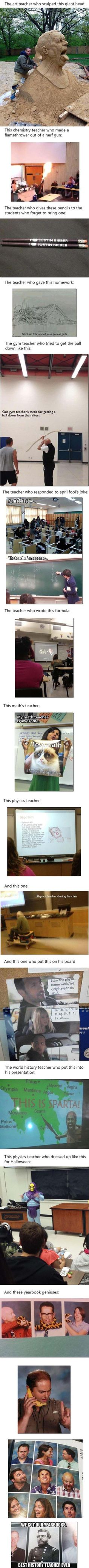 Best teachers - 9GAG