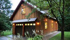 Barn Workshop Garage and Shed Design Ideas