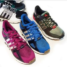 b8a0c06611ae adidas EQT Running Guidance 92 kolejne dwie wersje (Jesień 2014) Zajawka  Adidas Retro