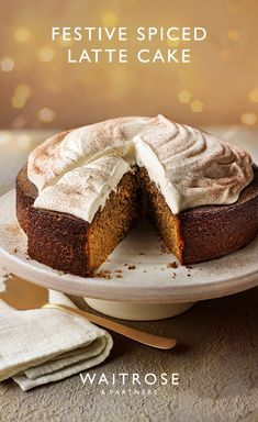 Xmas Food, Christmas Cooking, Christmas Buffet, Baking Recipes, Dessert Recipes, Spice Cake Recipes, Fudge, Chocolate Hazelnut Cake, Yummy Cakes