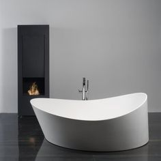 Fancy - Dune Bathtub by Antonio Lupi