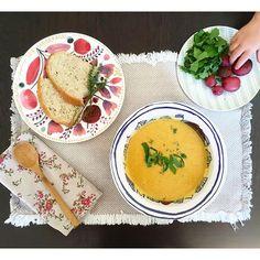 Spicy Cashew Tomato Soup (Vegan!)