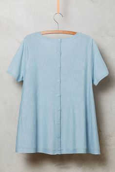 Spacedye Swing Top by Moth #anthrofave #anthropologie