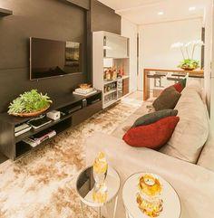 Varanda integrada a uma sala super aconchegante!  Amei @pontodecor Projeto @nbarquitetura  Snap:  hi.homeidea  #bloghomeidea #olioliteam #arquitetura #ambiente #archdecor #archdesign #cozinha #kitchen #arquiteturadeinteriores #home #homedecor #style #homedesign #instadecor #interiordesign #designdecor #decordesign #decoracao #decoration #love #instagood #decoracaodeinteriores #lovedecor #lindo #luxo #architecture #archlovers #inspiration #ambientesintegrados