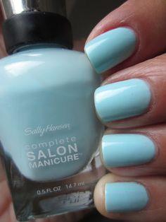 Sally Hansen Complete Salon Manicure Barracuda