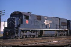 LocoPhotos.com - Photo Details - Missouri Pacific - MP 3322