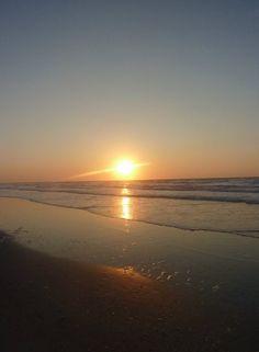 Sunrise in North Wildwood NJ