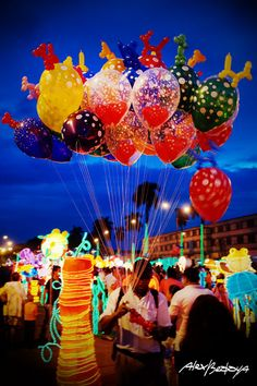 Color Balloons**.