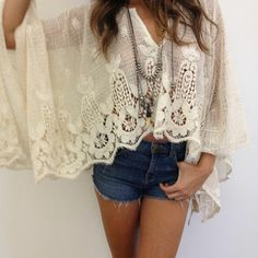 cute top + other ideas for the summer