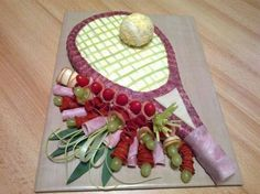 Hearty pies are becoming increasingly popular. With various cheeses, vegetables and . Vegetable Carving, Sandwich Cake, Party Buffet, Food Decoration, Fruit Art, Food Humor, Creative Food, Food Presentation, Charcuterie