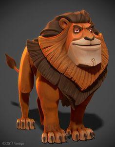 Lion Jose Alves da Silva