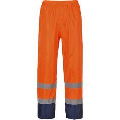 Pantalon para lluvia Alta Visibilidad Classic Contrast
