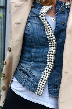 Blouson en jeans LIU JO