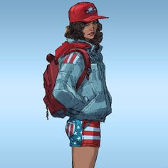 America Chavez-needs her own series