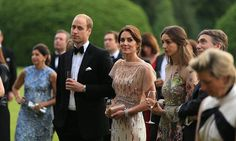 JUNE 22, 2016 The Duke and Duchess of Cambridge were quite the dapper duo on Wednesday night  as they attended a glitzy gala together. Leaving their little one Prince George and Princess Charlotte at home, the royals were the guests of honour at the glamorous affair.  The night was held to support the East Anglia's Children's Hospices charity, of which Kate is patron.