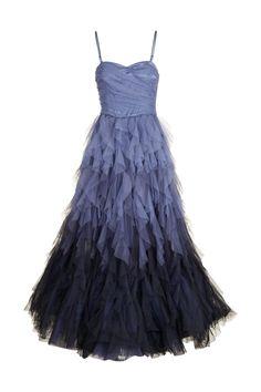 Cinderella's dress :  ROBE BUSTIER ENCHANTERESSE EN TULLE femme - Robes - femme - NAF NAF
