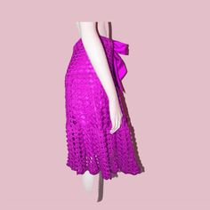 Jacey  50% off Custom Size Sale Hand Crocheted Lined by Annie Briggs, $228.00