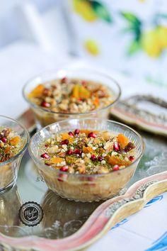 Turkish Recipes, Ethnic Recipes, Pasta Salad, Great Recipes, Tart, Deserts, Good Food, Dessert Recipes, Food And Drink