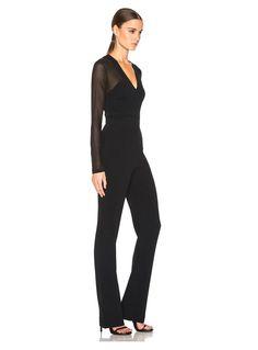 Gigi Hadid Just Wore a Completely Sheer Jumpsuit in NYC via @WhoWhatWearUK