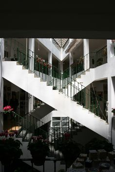 Escaleras. Stairs